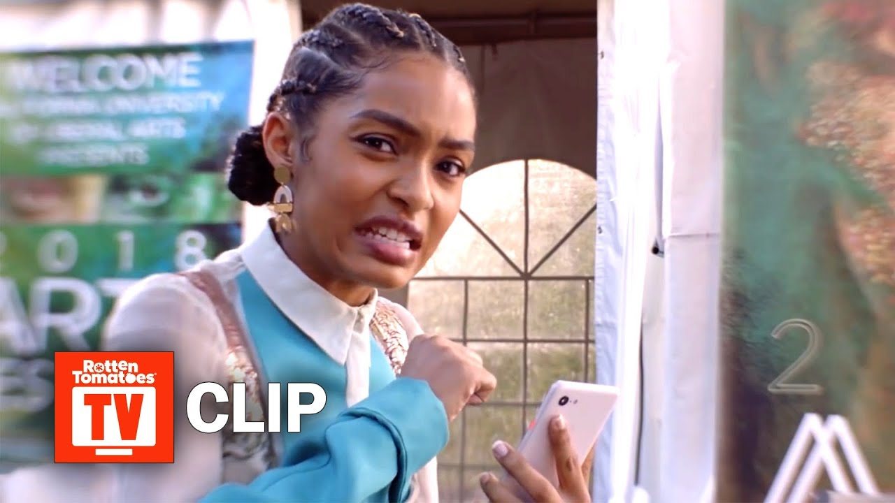 Download grown-ish S02E09 Clip | 'Cyberstalking Gone Wrong' | Rotten Tomatoes TV