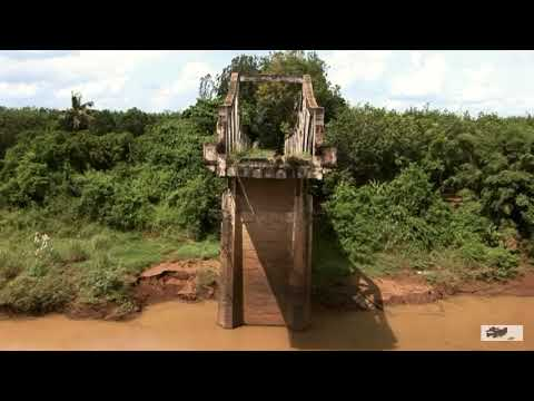 THVN2017 MS 208 Di tích lịch sử ''Cầu Sông Bé''