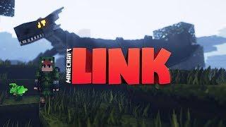 Minecraft LINK - Skelettdrache & Hafenbau