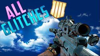 Black Ops 4 All Best Working Glitches - CoD Bo4 Glitch Montage