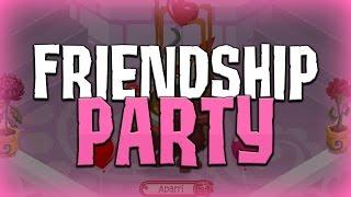 ANIMAL JAM FRIENDSHIP PARTY 2016!