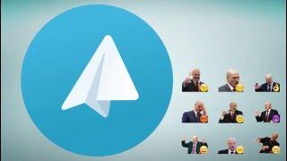 Как создать/добавить свои стикеры в Telegram (Полный туториал)(Скачать мой пак стикеров: https://telegram.me/addstickers/Jakkson Ссылка на мою версию Photoshop: http://1drv.ms/1UMsiLu Привет! Многие уже..., 2016-01-16T18:35:25.000Z)
