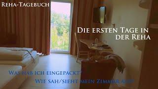 Gambar cover START in die REHA und ERSTE EINDRÜCKE