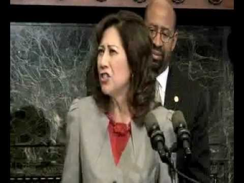 Secretary of Labor: Hilda Solis
