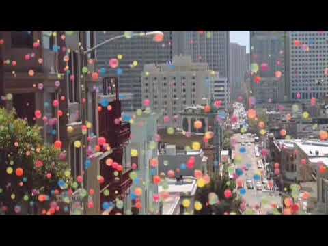 Sony Bravia bouncing balls Full Advert Very High Quality