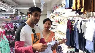 Shopping 🛍  | Mr Sammy Naz | Husband Wife Funny Comedy Video