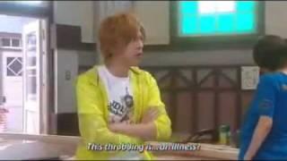 Nakatsu♥Mizuki! Clips from Hana Kimi 2011. Shohei Miura as Nakatsu ...