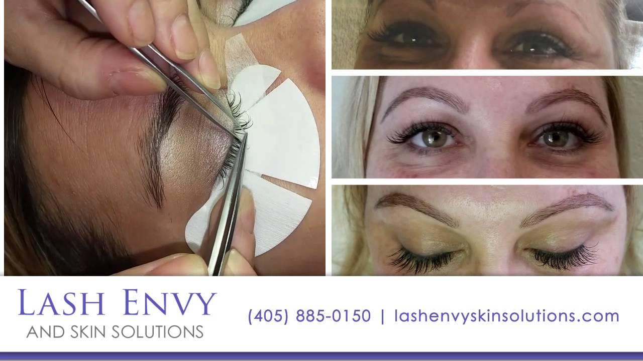 Lash Envy Skin Solutions Day Spas In Oklahoma City Youtube