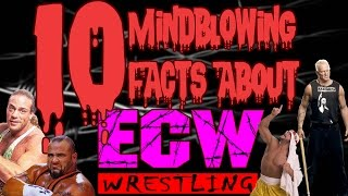 10 AMAZING and Interesting Facts about Original ECW