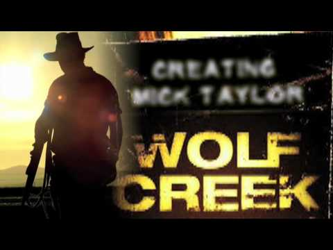 Wolf Creek with Greg Mclean and John Jarratt