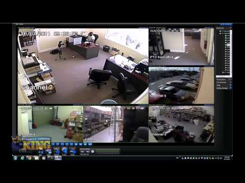 Video Management Software Settings