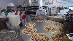 IVO LIVE 80 PIZZAS IN 40 MINUTES  GREAT PIZZATA IN THE COMPANY OF  THE IDEATOR OF THE #rotopizza
