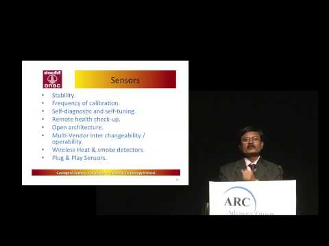Automation Requirements for Oil & Gas Sector- Offshore Drilling, TLK Rao, ONGC