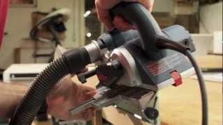 Bosch 1594k 6.5 Amp 3-1/4-inch Planer Review