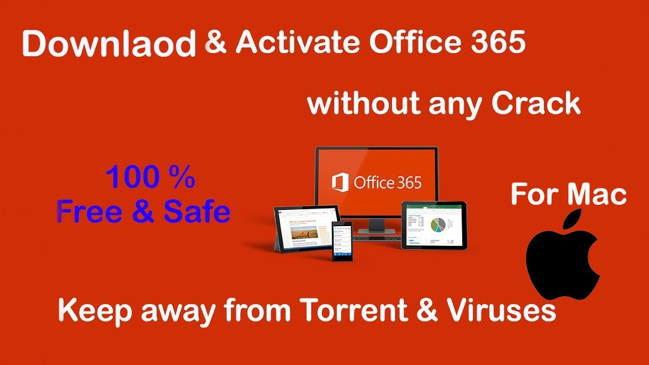 Download and Activate Office 365 for Mac Free - 2019