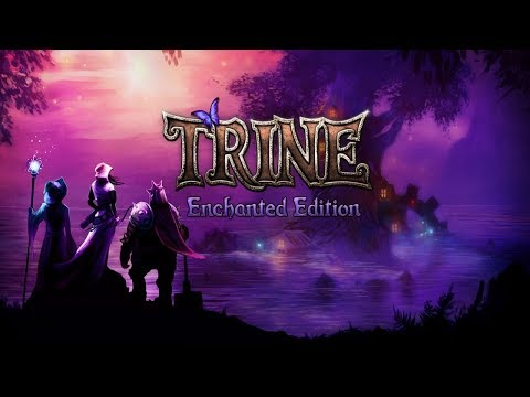 Trine [Enchanted Edition] - (Level 1) Astral Academy