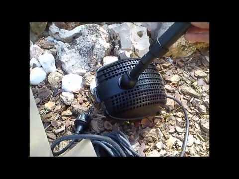 bomba para estanques cascadas y arroyos aquaking spg series