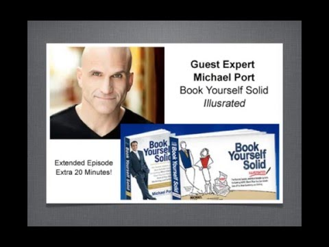 Book Yourself Solid with Realtor Meetings with Michael Port