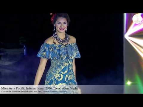 Part 5 - Miss Asia Pacific International 2016 Coronation Night