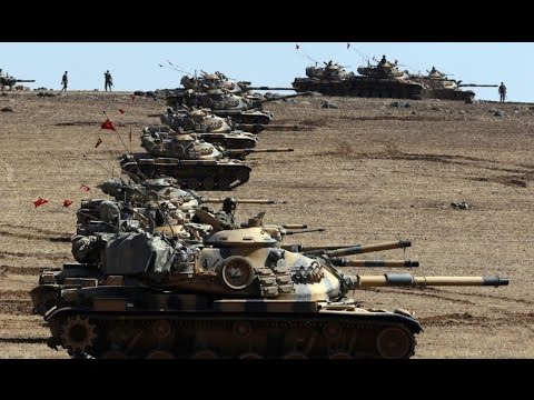 Turkish Forces Take ISIS Stronghold Of Jarabulus