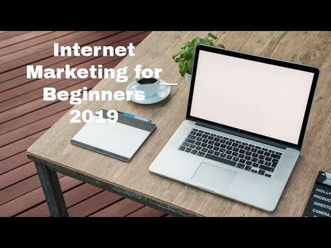 Internet Marketing Course for Beginners - 2019 thumbnail