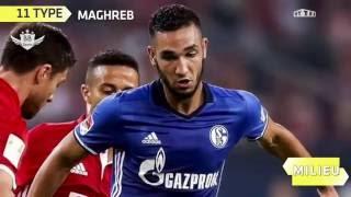 8 لاعبين جزائريين في قائمة أفضل تشكيلة للمغرب العربي TF1