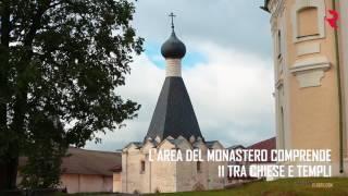 Video Ecco com'è il più grande monastero di Russia e d'Europa download MP3, 3GP, MP4, WEBM, AVI, FLV Oktober 2018