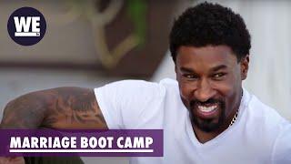 Still NO Sex for Medina! | Marriage Boot Camp: Hip Hop Edition