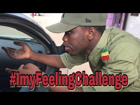 LE POLICIER SENEGALAIS (IN MY FEELING CHALLENGE) - AXEL MERRYL w/ Dudu