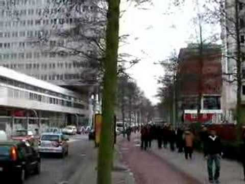 Amsterdam World Fashion Center Bomb Threat