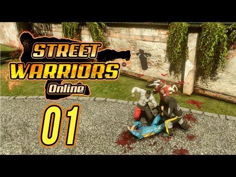 Street Warriors Online German Gameplay 01