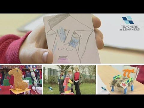 คิดให้เป็นอย่างศิลปิน (ศิลปะ) - KS1/2 Art : Think Like An Artist!