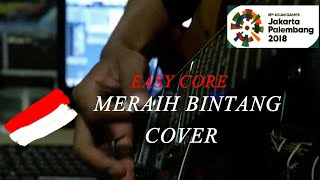 Meraih Bintang Via Vallen asian games 2018 themes song Cover pop punk Gitar.mp3