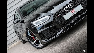 The New 2017 Audi RS5 Coupe