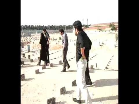 Exclusive: Unknown Graves Behesht Zahra Tehran Iran Part 1