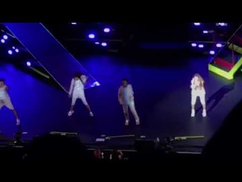 Kidz Bop Live Best Time Ever - Don't Let Me Down