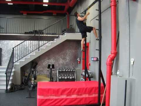 Salmon Ladder in action at 360 Fitness - Red Deer Personal ...