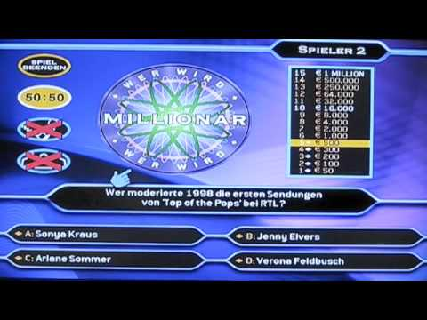 Www Wer Wird Millionär Spiel De