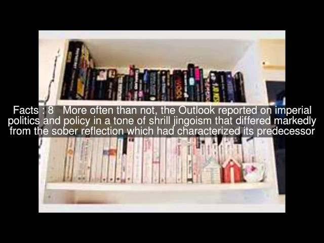 The Outlook (British magazine) Top  #16 Facts