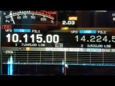 8Q7SP, MALDIVES Is. ASIA, ,AS-013, 30m CW, Worked by HL2WA