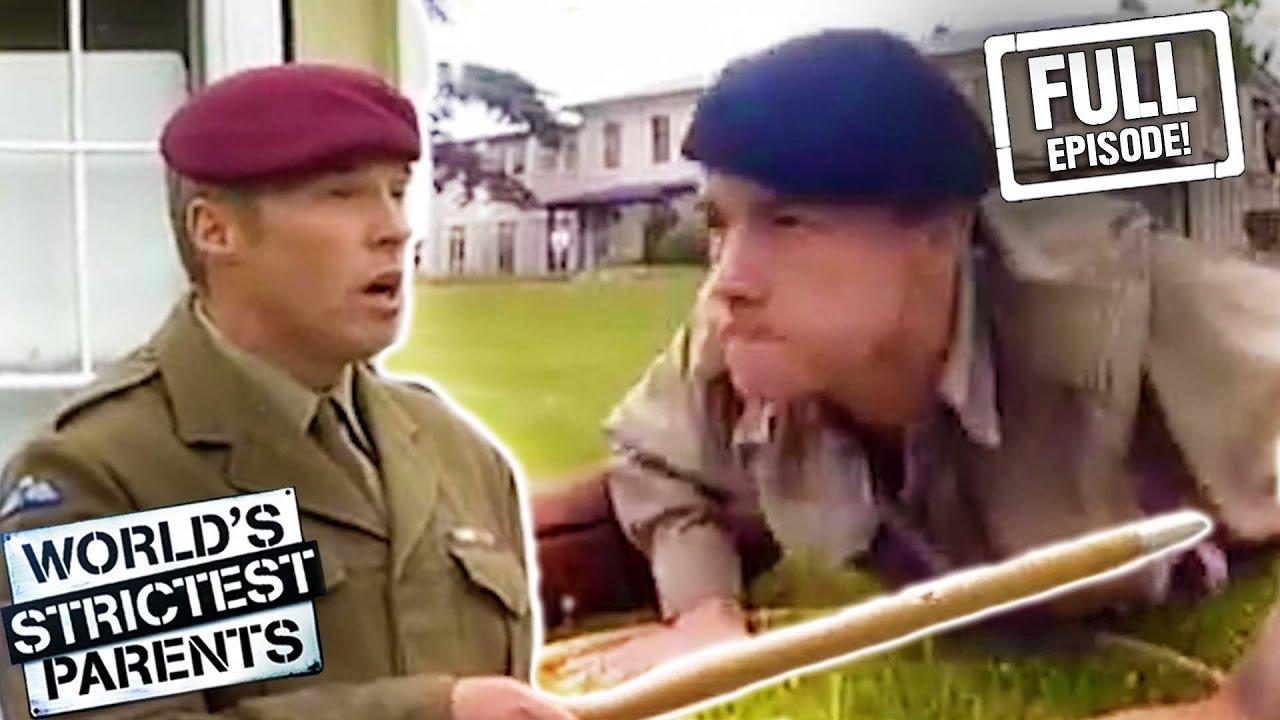 Cadet Class Fails as ONE Teen Antagonizes the Sergeant | S1EP3 Full Episode | That'll Teach 'Em