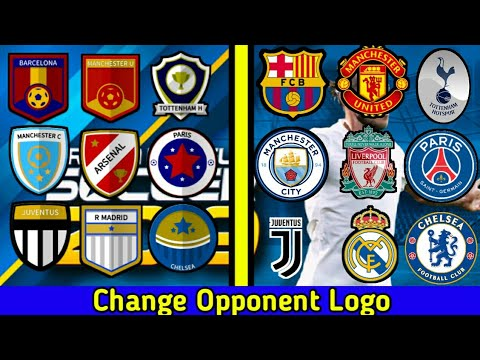 How To Change All Team Logo In Dream League Soccer 2019 No Root
