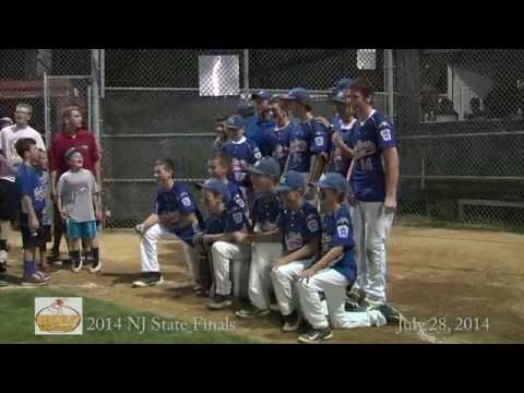 Berkeley Little League presents 2014 NJ State Championship Game on 7.28.14