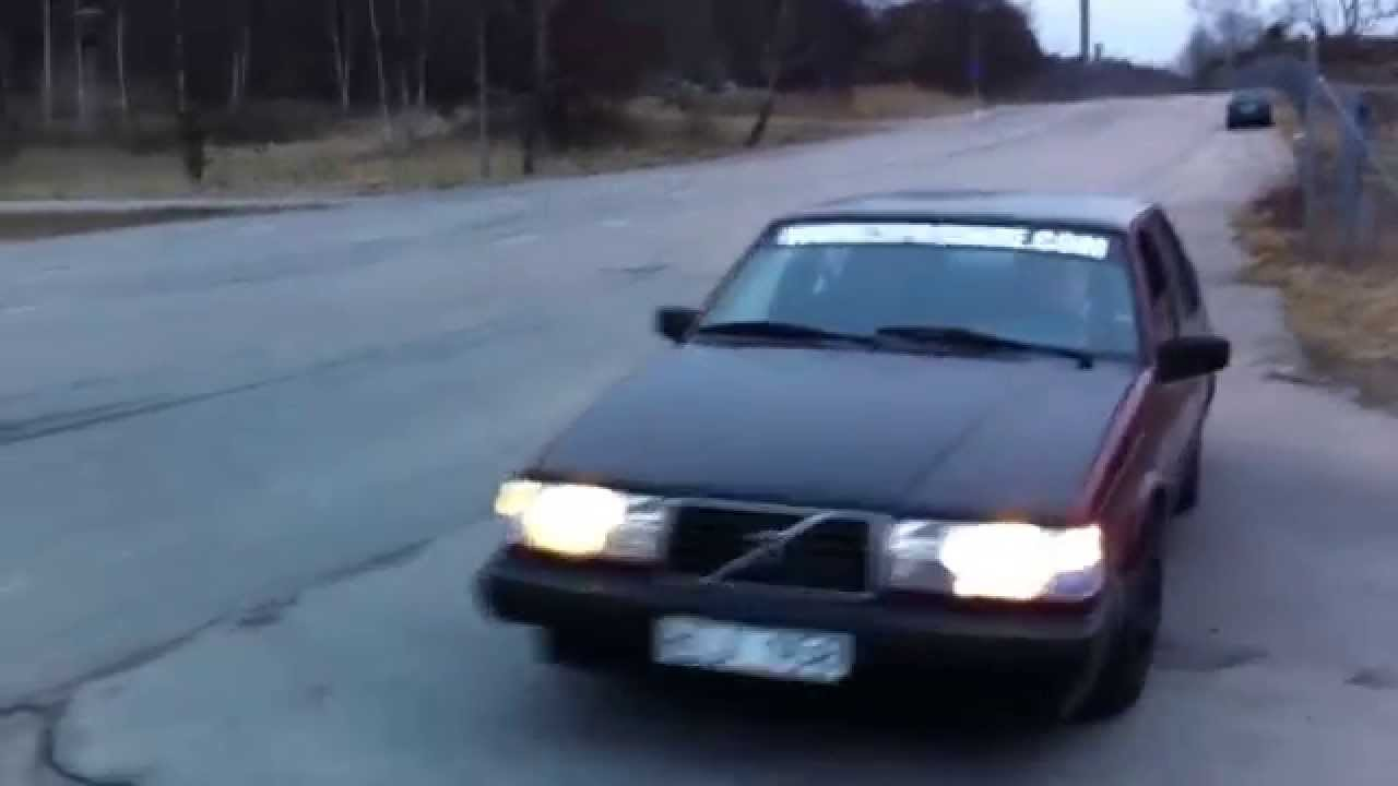 Volvo 940 trimguide