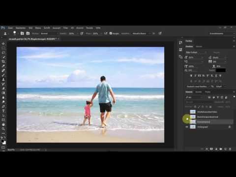 Objekte Aus Bildern Mit Photoshop Entfernen