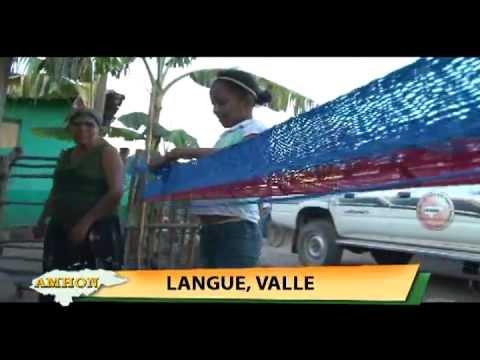 Municipios Bellos de Honduras--- LANGUE, VALLE