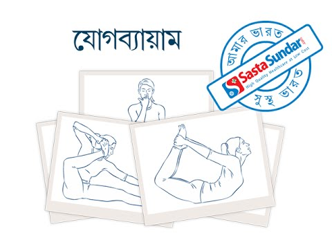 Yoga Pranayama - Social Awareness in Bengali
