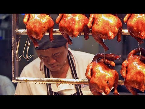 SINGAPORE STREET FOOD - $2 Michelin Star HAWKER FOOD in Singapore | Street Food in Singapore