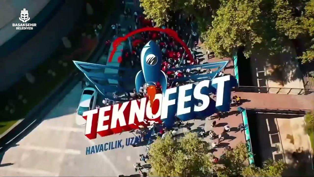 Teknolojinin şehri Başakşehir'imiz, Türkiye'nin en büyük teknoloji etkinliğinde.