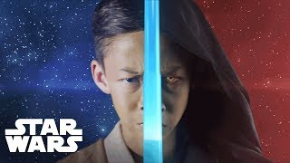 Star Wars - 'Bladebuilders Path of the Force Lightsaber' Official Commercial